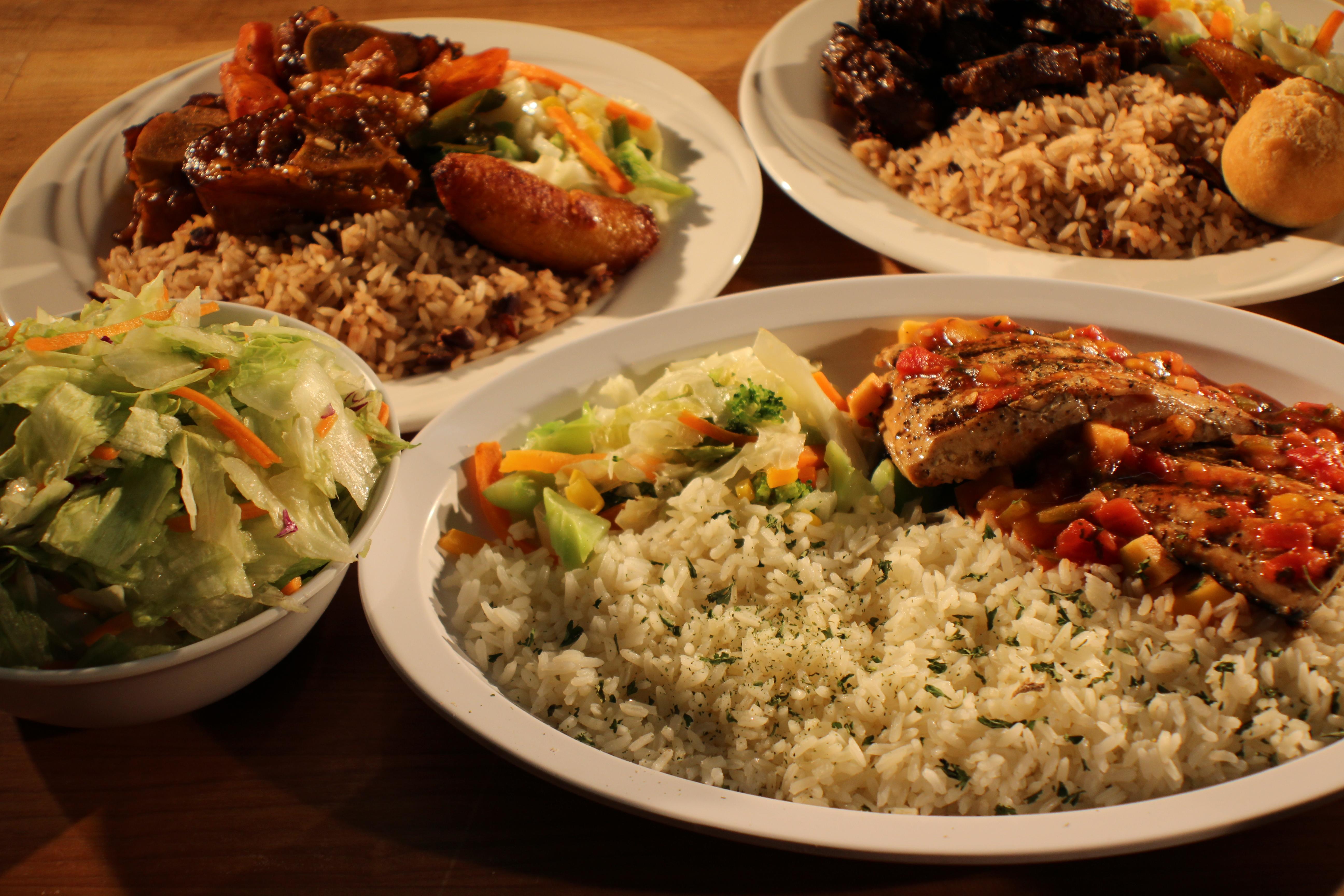 Caribbean Catering: Caribbean Sunshine Bakery