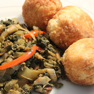 callaloo-and-saltfish